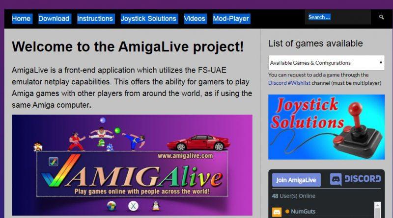 AMIGALive – It's alive!