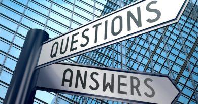 Q n A – Οι δικές σας ερωτήσεις, οι δικές μου απαντήσεις.